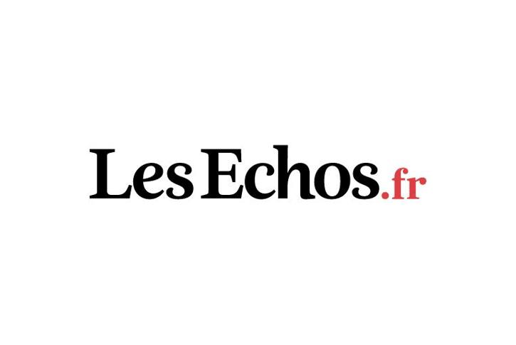 Logo Les Echos.fr